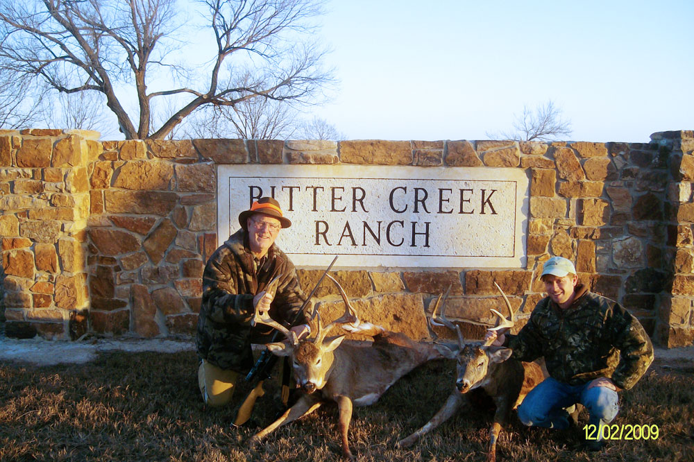 Hunters at BitterCreek