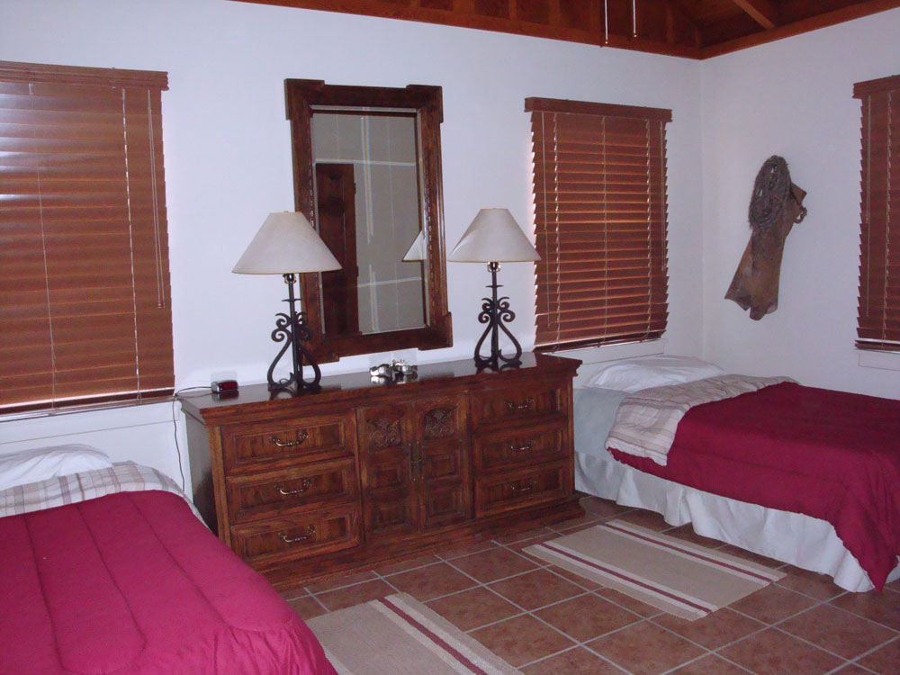Hunting Lodge Bedroom