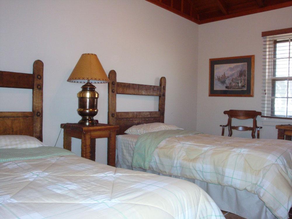 Hunting Lodge Bedroom